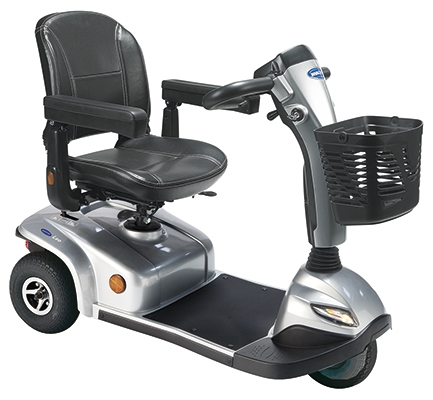 Leo, 3 hjul scooter<br>art R6086